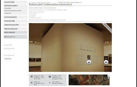 Rubens online en clase