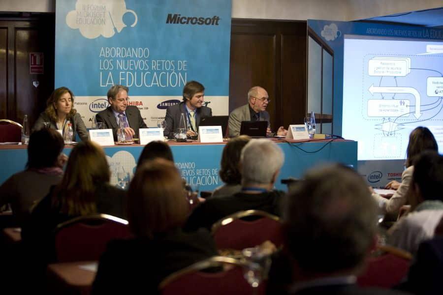 II Fórum de Educación de Microsoft
