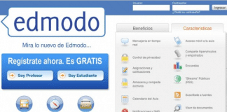 Edmodo, como aula virtual, red social y blog