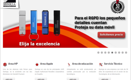 CAPTURA WEB SERINGE