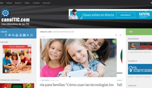 CanalTIC, un blog con tutoriales