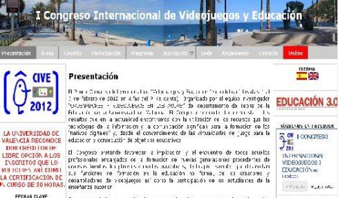 Videojuegos y Educación