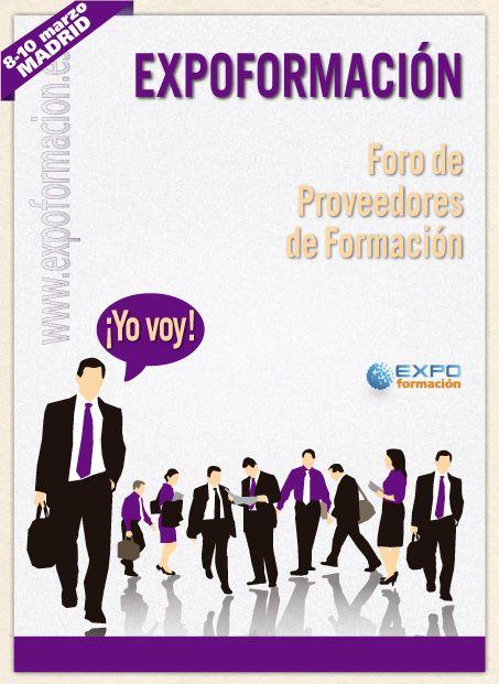 Expoformación, el encuentro de proveedores de formación 2