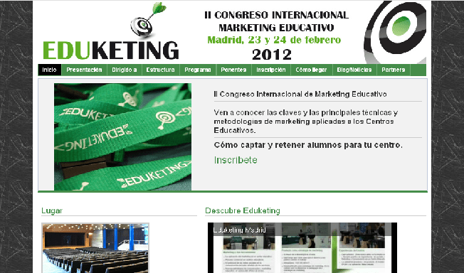 Ifema acoge el II Congreso Nacional de Marketing Educativo, Eduketing