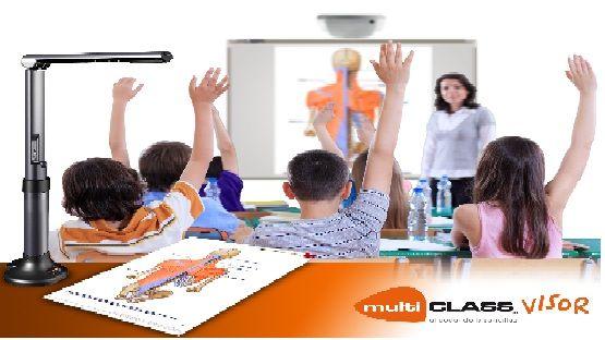 multiCLASS Visor, con función 3D