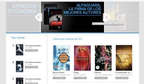 Los eBooks de Prisa Ediciones, en Google Play