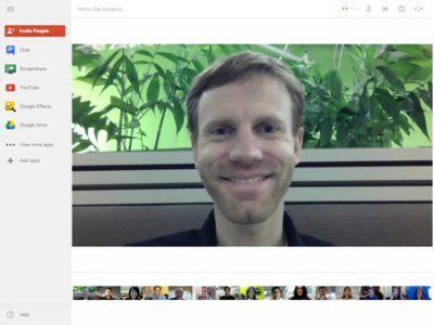 google hangouts - herramientas colaborativas