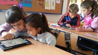 Guía apps Educación 3.0 en CPR Los Castaños, Granada