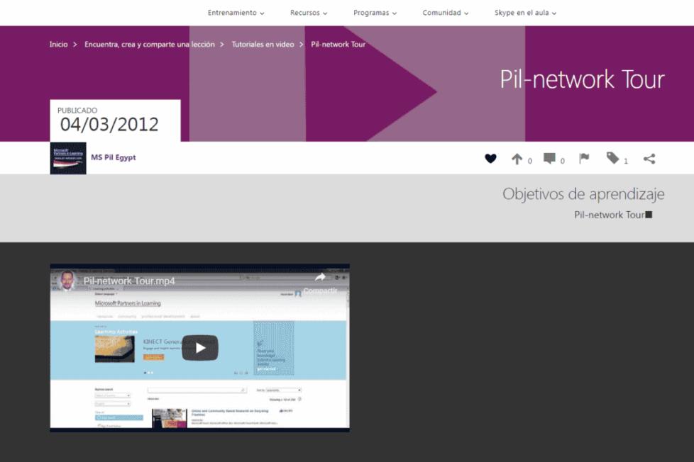 Microsoft PiL-Network