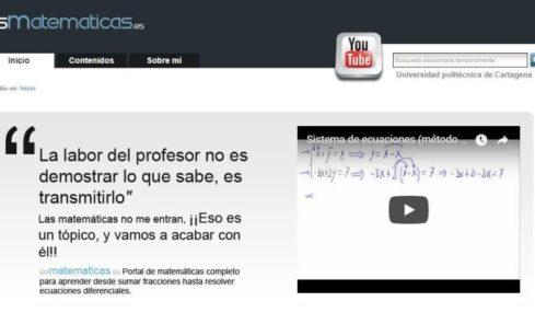 lasmatematicas.es