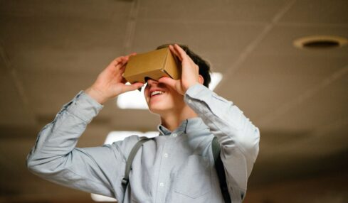 realidad aumentada en educación