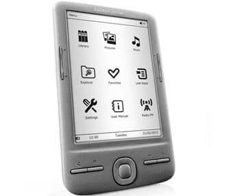 Energy eReader e4 Mini, un lector de bolsillo