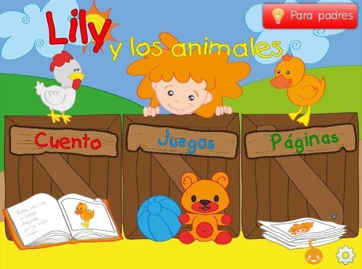 Lily y los animales