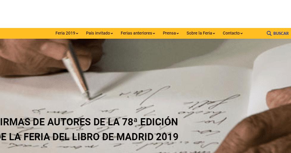 Samsung en la Feria del Libro de Madrid