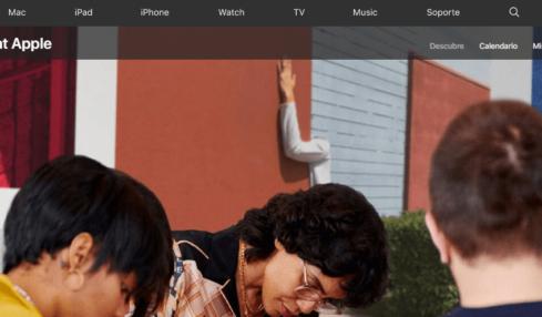 Talleres gratuitos de Apple