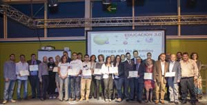 Ganadores de los Premios SIMO Educación 2013
