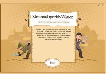 elemental querido watson - Lengua en primaria