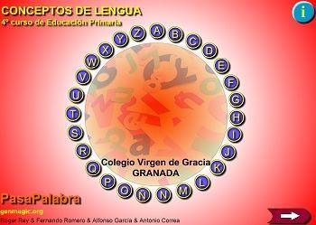 pasapalabra - Lengua en primaria