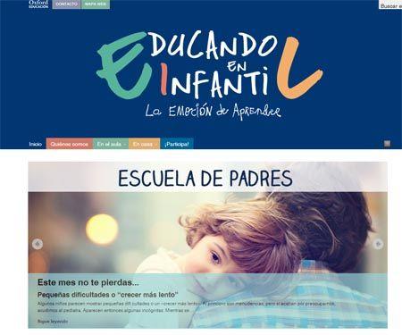 Educando en Infantil, una web para padres y docentes 1
