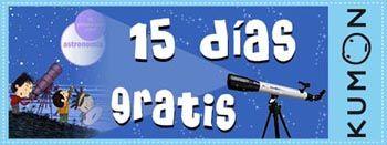 Kumon ofrece 15 días de prueba gratuita en sus programas de Matemáticas y Lectura 3