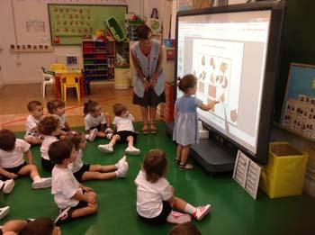 Las TIC en Infantil