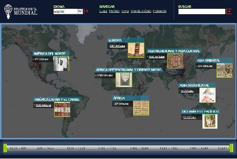 Biblioteca Didital Mundial
