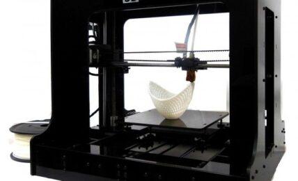 Impresora 3D en acción