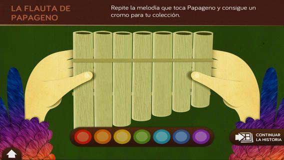 Descubre La Flauta Mágica con el iPad