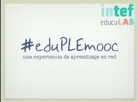 #eduPLEmooc, un curso para el desarrollo personal del docente