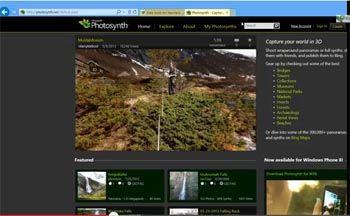 Curso Microsoft Photosynth