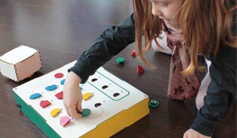 Primo, el robot que enseña programación a los niños