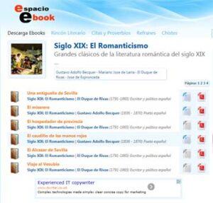 Recorrido virtual por 5 bibliotecas en Internet 9