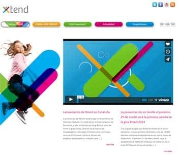 La plataforma Xtend inicia una gira de presentaciones y talleres de trabajo por diferentes ciudades españolas