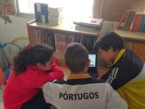 Trabajo por proyectos en el CPR Los Castaños, La Alpujarra, Granada 6