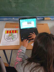 Trabajo por proyectos en el CPR Los Castaños, La Alpujarra, Granada 8