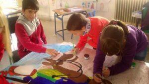 Trabajo por proyectos en el CPR Los Castaños, La Alpujarra, Granada 12