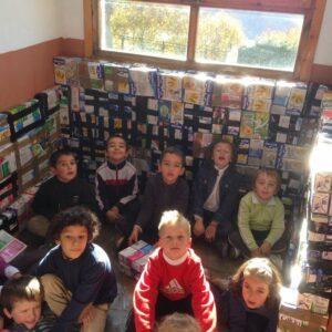 Trabajo por proyectos en el CPR Los Castaños, La Alpujarra, Granada 13