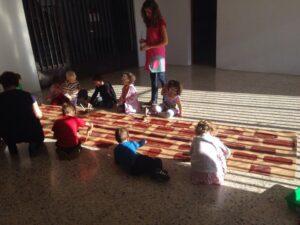 Trabajo por proyectos en el CPR Los Castaños, La Alpujarra, Granada 17