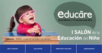 Valencia acoge Educare, I Salón de la Educación del Niño 1