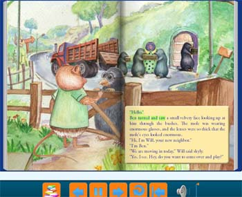 Storytimeforme para fomentar la lectura