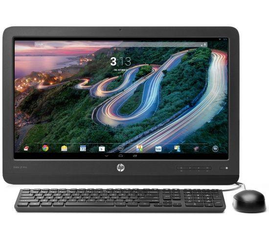 HP Slate pro AiO: todo en uno con Android