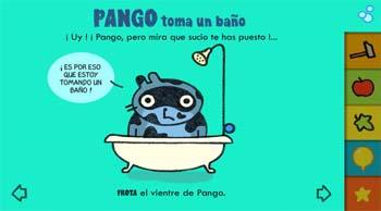 apps de Cuentos interactivos Pango