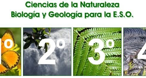 Recursos sobre Ciencias de la Naturaleza para Secundaria 9