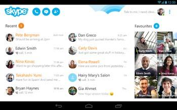 Skype de Microsoft mejora sus utilidades 1