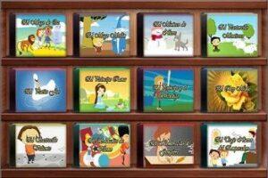 24 cuentos infantiles