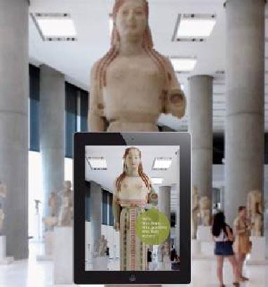 Los museos de Europa desde la tableta y el smartphone