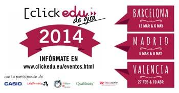 Clickedu se presenta en Madrid