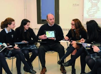 Colegio The Flipped Classroom
