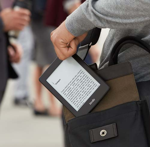 ereaders kindle paperwhite
