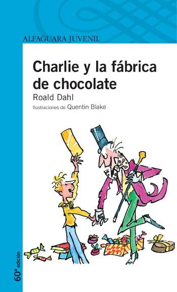 Lectura Charlie y la fábrica de chocolate